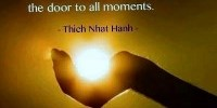 Present moment is a gift