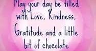 gratitude.chocolate