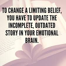 limiting beliefs can be changed